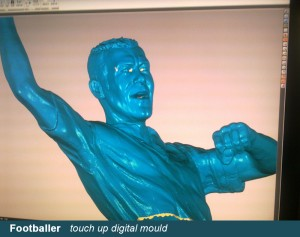 Digital Model for Rapid Prototyping China