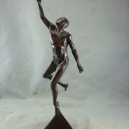 Bronze sculpture: The process from 3D printing to Bronze casting